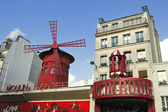 Moulin Rouge — Fotografia Stock