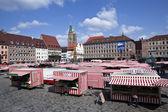 Nuremburg Market — Stock Photo