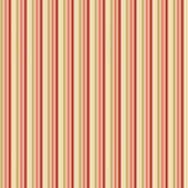 Victorian striped wallpaper — Vetor de Stock