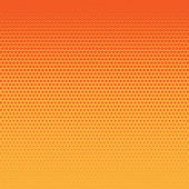 Halftone background — Vetor de Stock