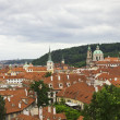 Prague rooftops — Stock Photo #35696705