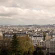 Paris Panorama — Stock Photo