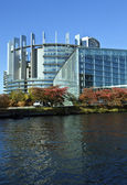 El parlamento europeo — Foto de Stock