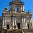 Cathedral of St Usurs — Stock Photo