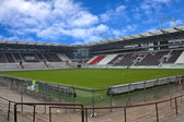 St Pauli Football ground — Stock Photo