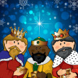 Постер, плакат: Three kings