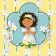 First communion — Stock Vector #46353509