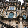 Santiago cathedral — Stock Photo #17417061