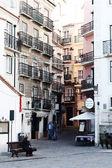 Lisbon old city — Stock Photo