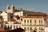 A view of Lisbon — Stock Photo