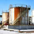 Industrial reservoirs — Stock Photo #17439809