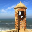 Stock Photo: Watch tower