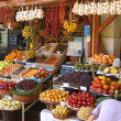Fruit stand - Stock Photo