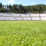 Empty soccer stadium — Stock Photo #18063489