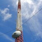 Communication Antenna — Stock Photo