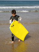 Surfer Boy — Stock Photo