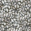 Seamless tile pattern of a stone pavement - Photo