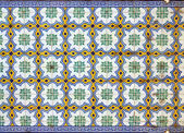 Floral tile pattern — Stock Photo