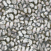 Seamless tile pattern of a stone pavement — Stock Photo