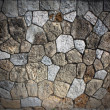 Stone wall - Stok fotoraf