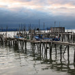 Stock Photo: Rustic quay