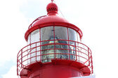 Lighthouse detail — Stock Photo