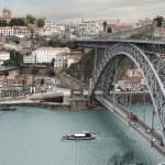 Oporto bridge — Stock Photo