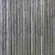 Gray fence — Stock Photo