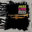 Jazz music — Vector de stock #26838495