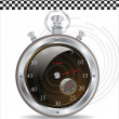 Vector de stock : Stopwatch