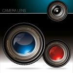 Camera lens — Stock Vector #27105261