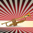 Jazz background — Vector de stock #28501701