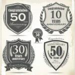 projeto de aniversário — Vetorial Stock