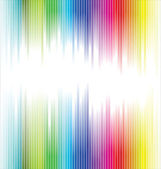 Abstract rainbow background — Stock Vector