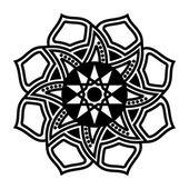 Decorative design flower ver5 — Stock Photo