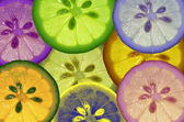 Limon color — Stock Photo