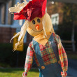 Stock Photo: Scarecrow