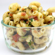 Pasta Salad in a Bowl — Stock Photo