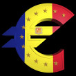 Fat Euro, Rumania - Foto Stock