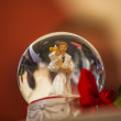 Royalty-Free Stock Photo: Snow globe