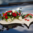 Flower decoration - Stockfoto
