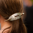 Hair pin - Stock Photo