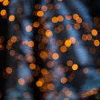 Glittering lights - Stock Photo