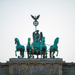 Berlin Brandenburg Gate - 图库照片
