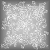 Frosty pattern — Stock Vector