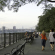 Brooklyn Bridge Park Greenway - Stock Photo