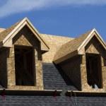 New Home Construction — Stock Photo #25323103