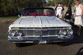 Classic Chevrolet Impala At A Car Show — Stock Photo