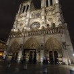 Notre Dame of Paris — Stock Photo #18024875
