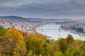 Budapest panorama — Stock Photo
